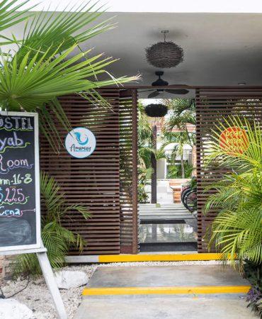 Playa del Carmen Hostel Riviera Maya Mexico